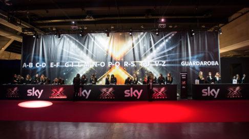 X FACTOR ITALIA – SKY