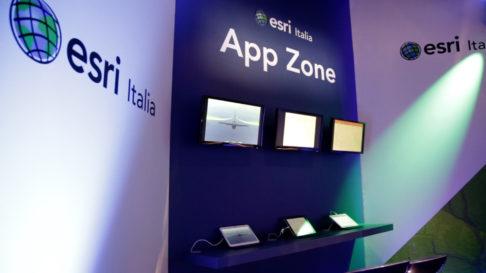 Conferenza Esri Italia – GeObservatory 2017