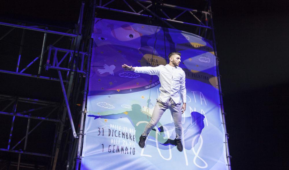 """""""201∞ Roma Illumina l'Infinito"""" – Capodanno al Circo Massimo"""